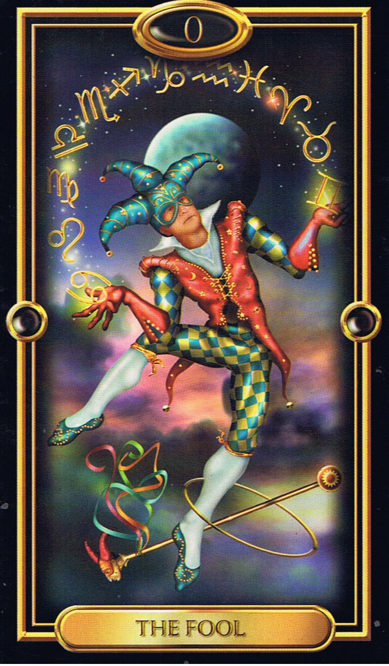 Fool From The Universal Waite Tarot: Wednesday, July 20, 2016