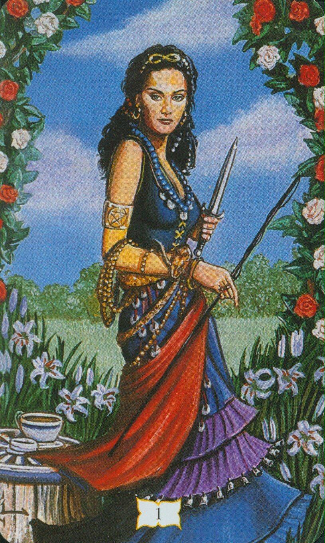 The Magician Tarot Card: Monday, August 15, 2016