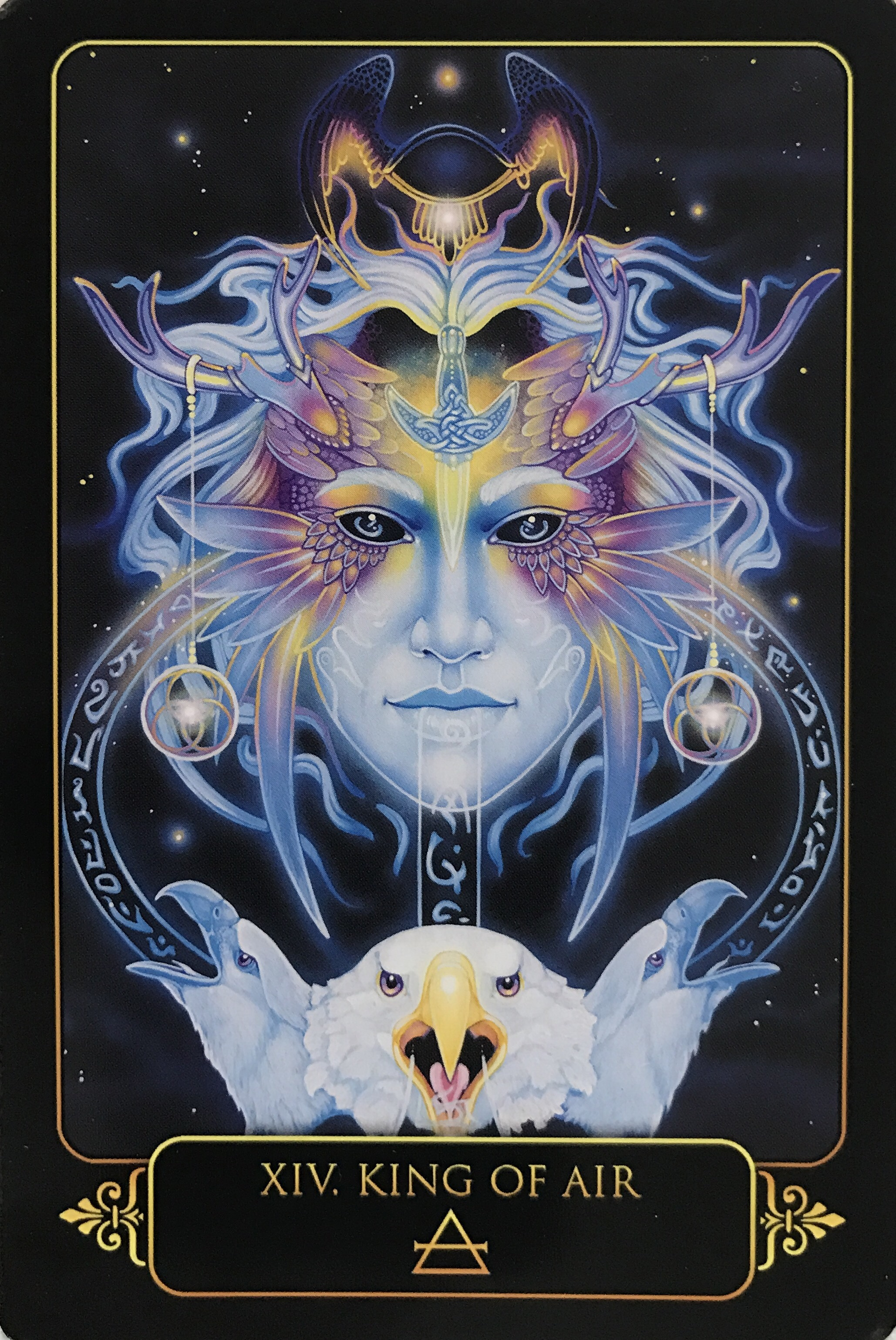 Featured Card of the Day – King of Air – Dreams of Gaia by