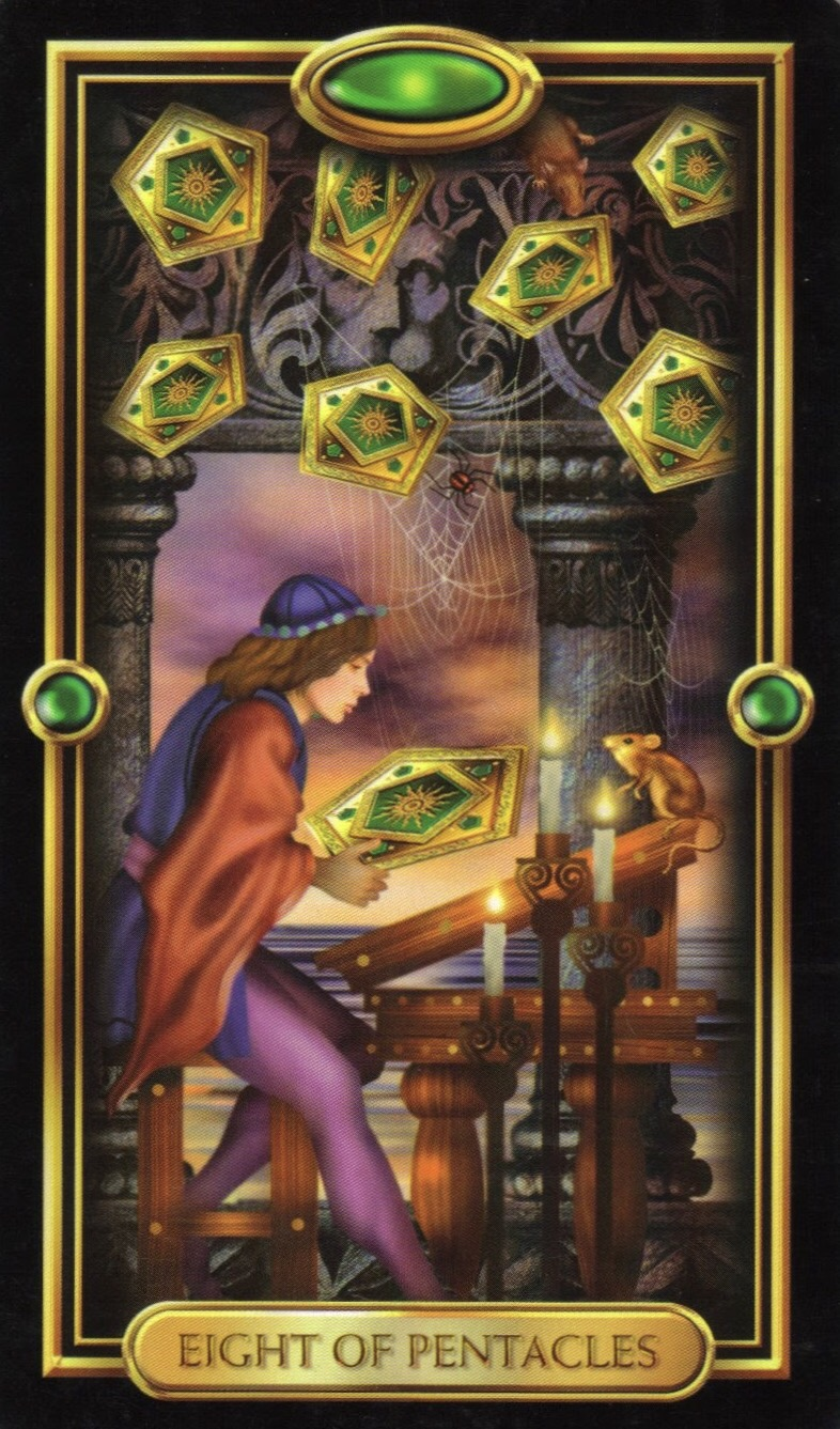 The Tarot Parlour Email Readings: Card Of The Day « Tarot By Cecelia